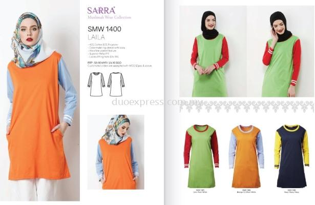 Sarra SMW 1400 Muslimah