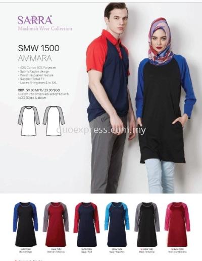 Sarra SMW 1500 Muslimah