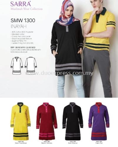 Sarra SMW 1300 Muslimah