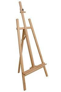 Wood Easel Stand (SW)
