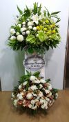 Funeral Arrangment (FA-179) Big Funeral Flower Arrangement Funeral Arrangement