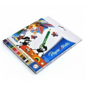 Papermate Colouring Pencils 24L
