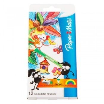 Papermate Colouring Pencils 12L