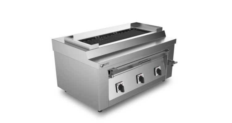Hightemp Smokeless Electric BBQ ZK3-D12A