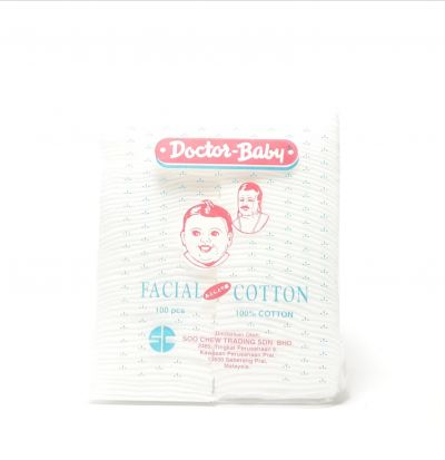 DOCTOR BABY FACIAL COTTON