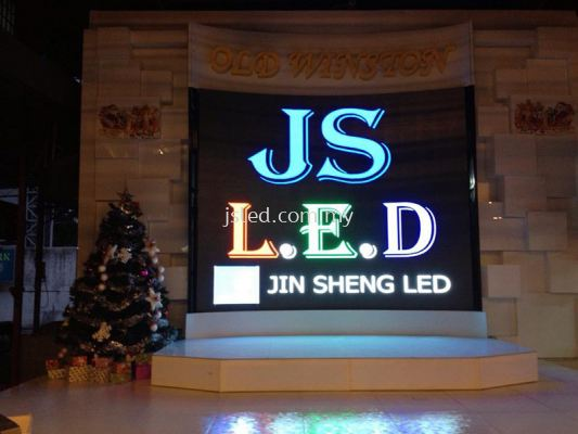 P7.62 LED Screen Penang