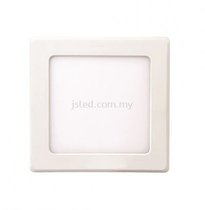 Philips LED Downlight Square (14W)