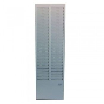 Time Card Rack - Punch Card Rack 50 pockets
