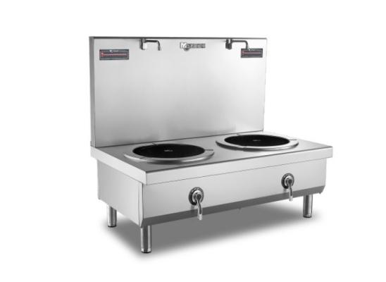 Dual Burner Soup Stove ZT2-C30A