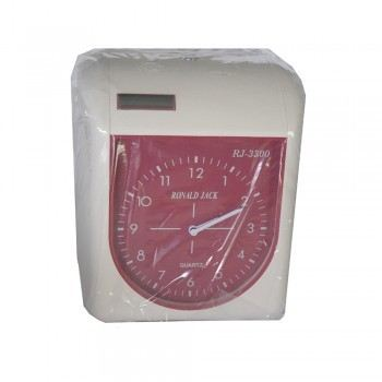 Ronald Jack RJ-3300A Electronic Time Recorder