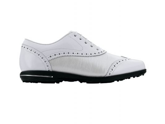 Tailored Collection #91686 Pearl Linen Womens Golf Shoes