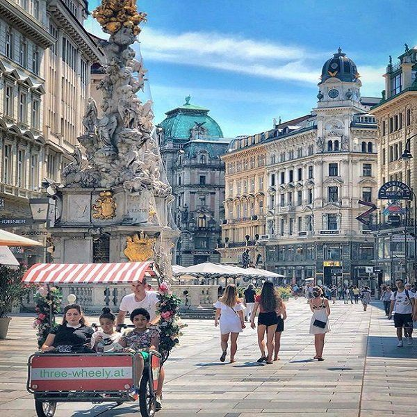 Vienna most Liveable City in the World TravelNews