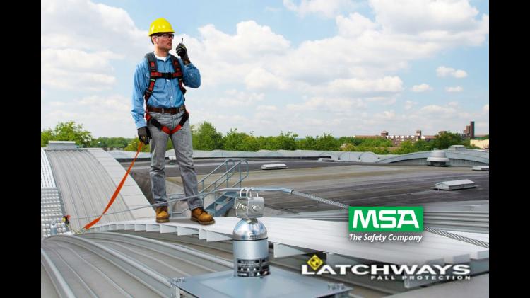 WalkSafe® Roof Walkway System