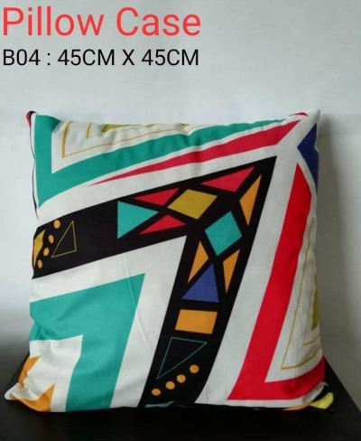 PILLOW CASE TRICOT 45CM X 45CM (B04)
