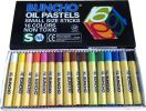 BUNCHO OIL PASTELS 16 OIL PASTELS ART AND CRAFT