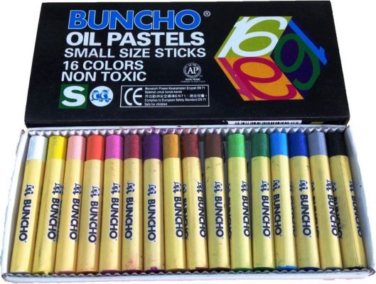 BUNCHO OIL PASTELS 16