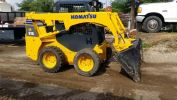 Skid Steer Loader Komatsu SK815 Skid Steer Loader Rental