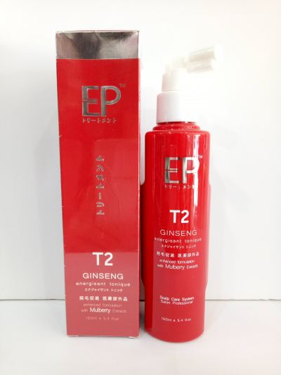 EP T2 GINSENG ENERGISANT TONIQUE 160ML