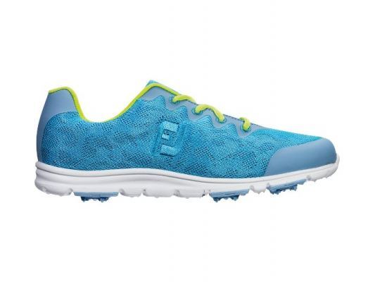 enJoy™ Style 1 #95702 Pool Blue Womens Golf Shoes