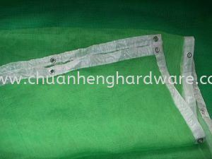 SAFETY NETTING GREEN