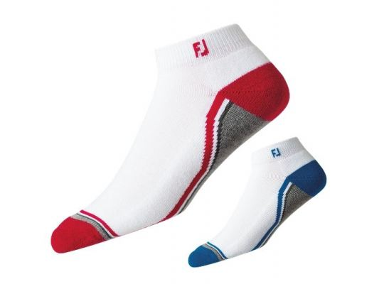 ProDry Fashion Sport Model 16731b White/ Red  and White/ Cobalt