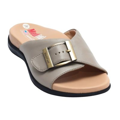 M059-0 Grey Medifeet Orthotic Sandals Women (RM219)