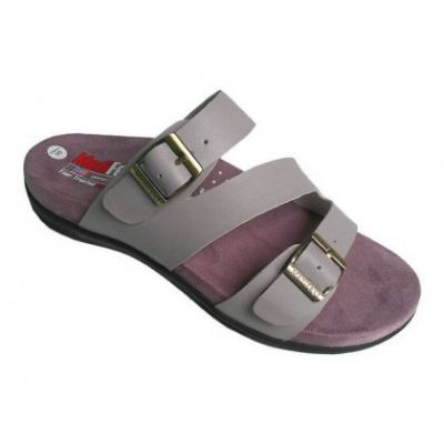MO119-0 Purple Medifeet Orthotic Sandals Women (RM219)