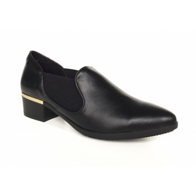 SM1006-6 Black Saramax Women Shoe