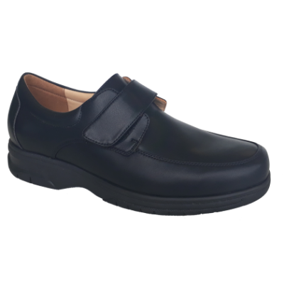 SC6092 Black Stepcare Men's Shoe (RM299)
