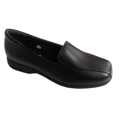 MC6021 Black Professional Uniform Shoe