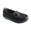 MS122-6 Black Professional Uniform Shoe (RM209) Nurse Shoe Medifeet Health & Comfy Shoe