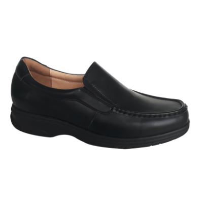 SC6091 Black Stepcare Men's Shoe (RM299)