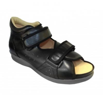 M6052 Black Orthopedic Unisex