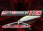 SPY MISSION 115S - Magnetic Casting Lure LURE SENSES