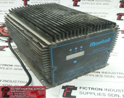 Mantal Battery Charger AC185-264V to DC24V 19A REPAIR IN MALAYSIA 1-YEAR WARRANTY