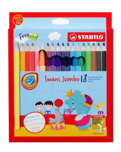 STABILO JUMBO 18 LONG (ART NO:1875J)
