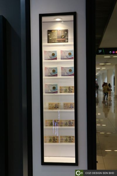 Dean Forex Money Changer at Queensbay Mall