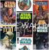 70-454 STAR WARS POSTER FRONTS G & B - Kids @ Home - 2017 Germany Wallpaper - Size: 53cm x 10m