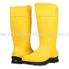 YELLOW SAFETY SHOES