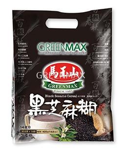 Black Sesame Cereal (12pkts) / 黑芝麻糊 (12入)
