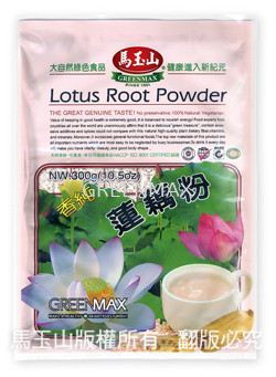 Lotus Root Powder (300g) / 蓮藕粉 (300克)