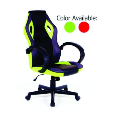 TUNNEY RED OFFICE CHAIR (OC C-CC3899R/G)