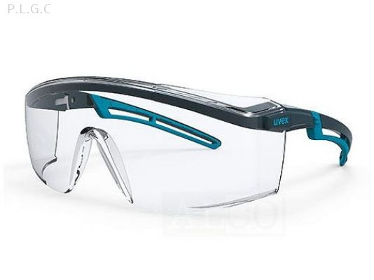 UVEX ASTROSPEC CLEAR SAFETY GLASSES 9164275