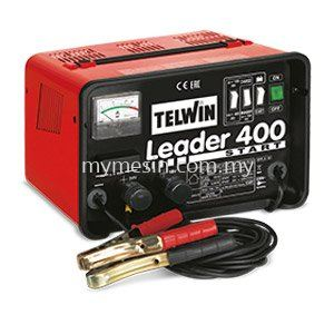 Te Leader 400 Start Battery Charger