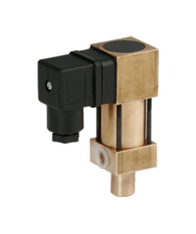 Mechanical Differential Pressure Switch, Block Type up to 50 Bar