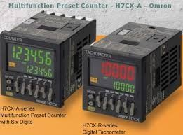 Omron Preset Counter