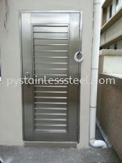 P&Y Stainless Steel Sdn Bhd - Stainless Steel Gates