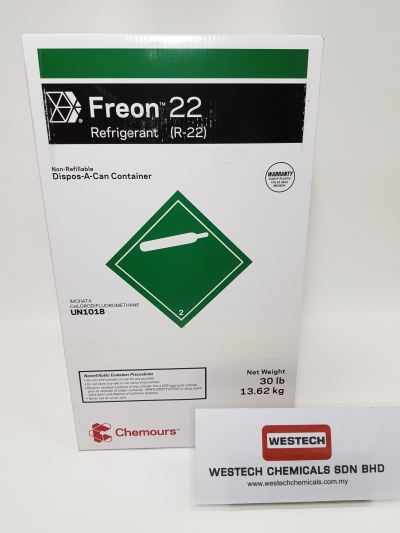 Chemours Freon 22 (TS)
