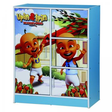 UPIN IPIN 1 DOOR CHILDREN WARDROBE (WD SU331-BLB)