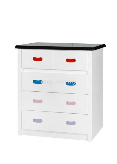 Chest Drawer CD 9608 (WHW+RBPC)
